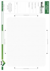 Site Measure Form